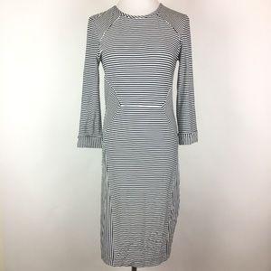 DVF Diane Von Furstenberg Haven Midi Sheath Dress